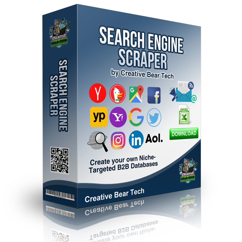 Best Email Spider and Search Engine Scraper